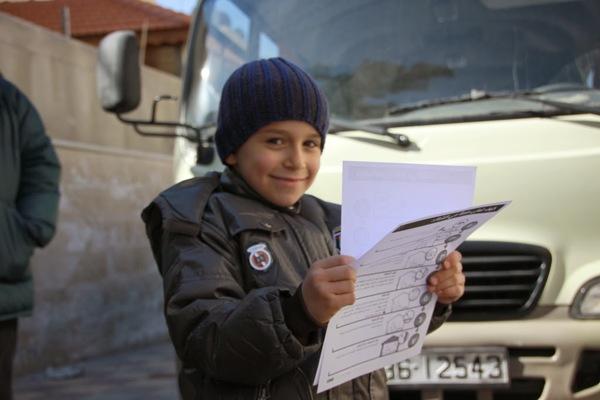 TDL instruction manual testing syria
