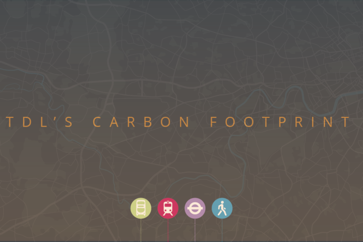 TDL's carbon footprint